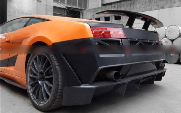 Lamborghini Gallardo Lp570 Carbon Fiber Rear Trunk Spoiler Wing