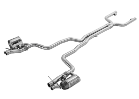 Mercedes-Benz C63 AMG W205 'RAZOR' Valve-Tronic Exhaust System