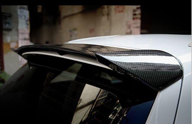 Audi Q5 Carbon Fiber Parts