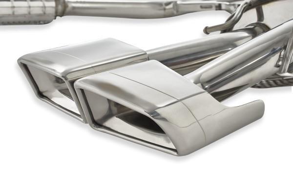 Mercedes-Benz C63 AMG W204 'RAZOR' Valve-Tronic Exhaust System