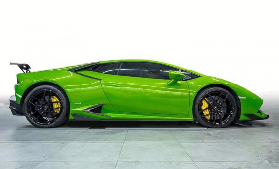 Lamborghini Huracan GT-R Carbon Fiber kit