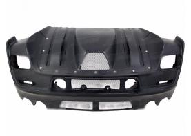 ASI STYLE GLASS FIBER REAR BUMPER FOR 2005-2009 FERRARI F430