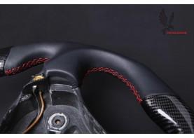 Aston Martin V12 Vanquish Custom Steering wheel - carbon version