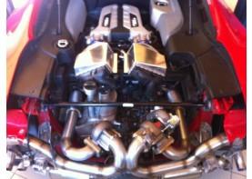 Audi R8 Twin-Turbo upgrade