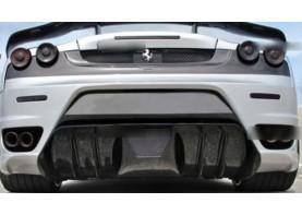 Ferrari F430 Unpainted Rear Trunk Spoiler Wing Body Kit