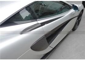 McLaren 570S Carbon Fiber Side Vent Tuning Vent Replacements