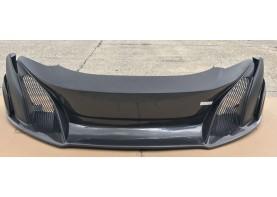 McLaren MP4-12C 650S 675 Front Bumper W/ Carbon Lip & Valance