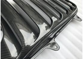 McLaren MP4-12C 650S Armadillo Autoclave Carbon Fiber Engine Cover