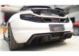 McLaren MP4 12C 650S Carbon Fiber Rear Diffuser Body Kit