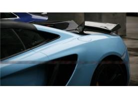 McLaren MP4-12C & 650S Carbon Fiber 2 Piece Spoiler Air Brake