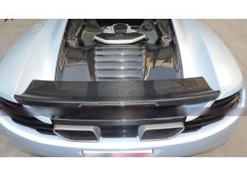 McLaren MP4 12C & 650S Carbon Fiber Trunk Spoiler Air Brake