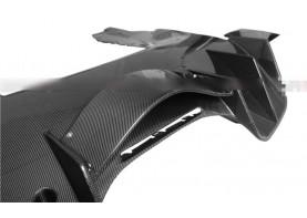 McLaren MP4 12C Carbon Fiber Rear Diffuser Body Kit