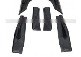 McLaren Mp4-12C 650S Carbon Fiber 675LT Side Skirt Splitters