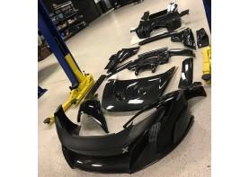 MCLAREN 675LT body kit and carbon upgrade for Mclaren MP4-12C