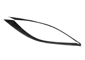 OEM STYLE CARBON FIBER FRONT WINDOW TRIANGLE TRIM FOR 2015-2017 MCLAREN 570S