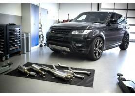 PEREGRINE Range Rover Sport Power upgrade to 610 HP / 720 Nm