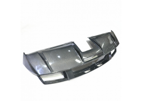 Carbon Fiber front bumper rear diffuser spoiler for Lamborghini Aventador LP750 to Gallardo