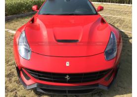 Ferrari F12 Aerodynamics