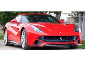 Ferrari F12 Berlinetta Carbon Fiber Front Lip Spoiler