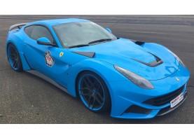 Ferrari F12 Berlinetta carbon fiber parts