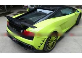 Lamborghini Gallardo Carbon Fiber Trunk Spoiler Wing