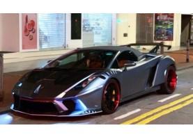 Lamborghini Gallardo Iron wide body kit