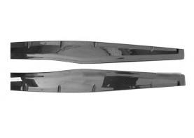 Lamborghini Gallardo LP570 Superleggera Side Skirt Extensions