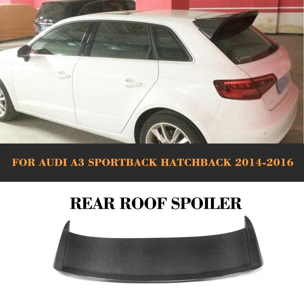 Audi A3 Carbon Fiber Parts