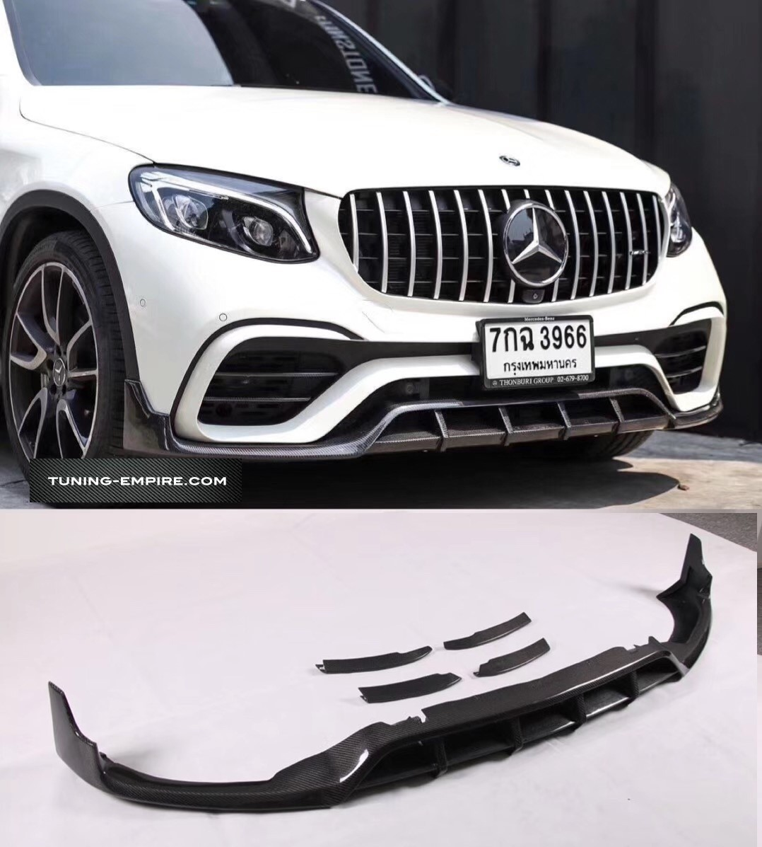 Mercedes Glc 63 Amg Coupe Upgrade Kit For Non 63 Amg Mercedes Glc Coupe