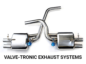 VALVE-TRONIC EXHAUST SYSTEMS